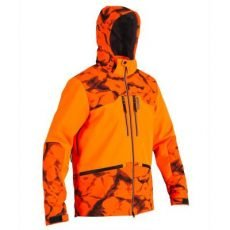 Jachetă SOFTSHELL 500 FLUO
