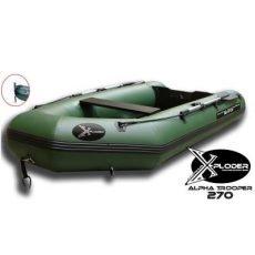 Barcă X-PloderAlpha Trooper270