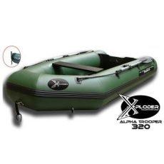 Barcă X-Ploder Fisher 320