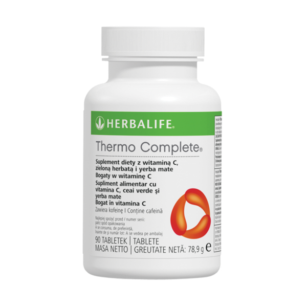 Thermo Complete Herbalife 90 de tablete 1