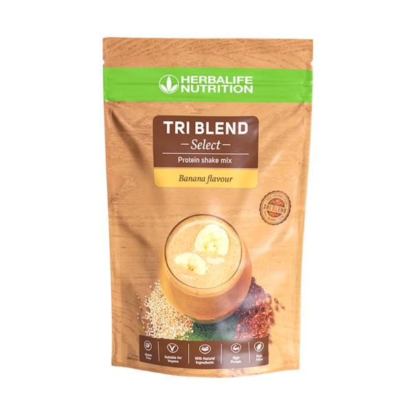 Herbalife Tri Blend Select Banane 600 g 1