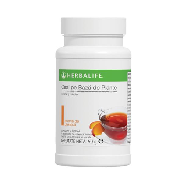Ceai Instant Herbalife pe bază de Plante Piersică 50g 1