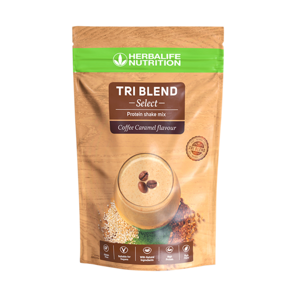 Herbalife Tri Blend Select Coffee caramel 600 g 1