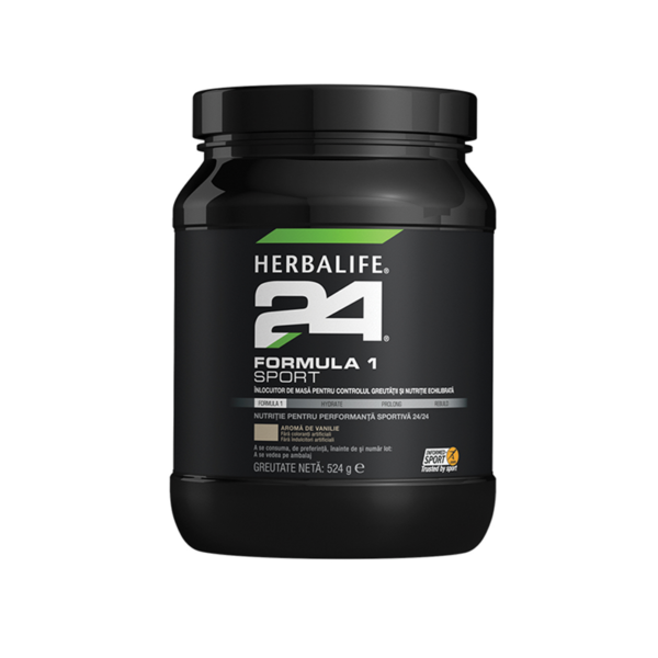 Herbalife Formula 1 Sport Vanilie 524g 1
