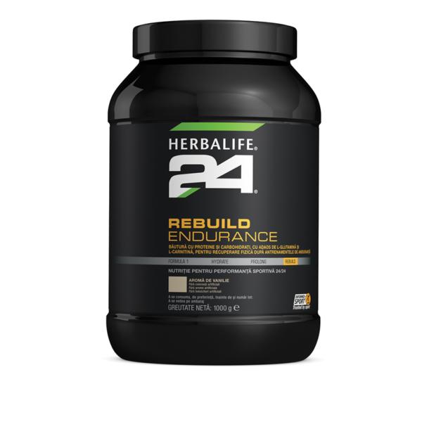 Herbalife H24 Rebuild Endurance Vanilie 1000g 1