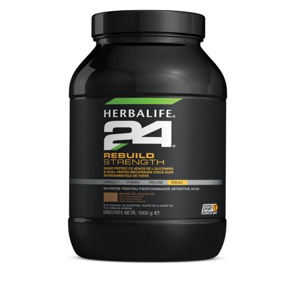 Herbalife H24 Rebuild Strength Ciocolată 1000g 1