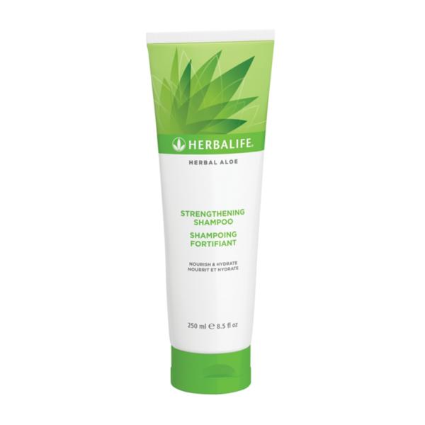 Herbal Aloe Şampon pentru Întărirea Părului 250 ml 1