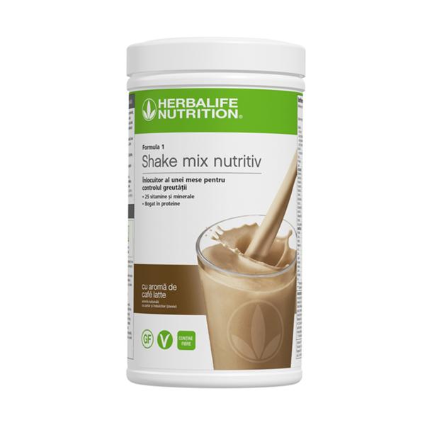 Herbalife Shake Formula 1 Café Latte 550g 1