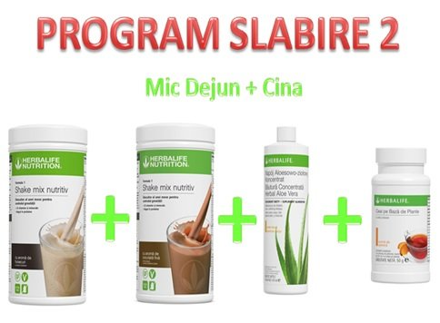 Program Slabire 2 1